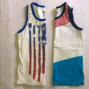 Tank Top Bundle | American Flag | 4-5T (xs)